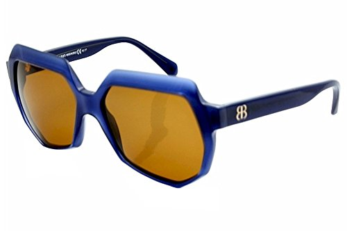 Balenciaga Sunglasses 0105/S Blue Ruthenium Shades