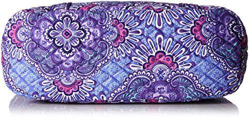 Vera Bradely Vera Tote, Lilac Tapestry