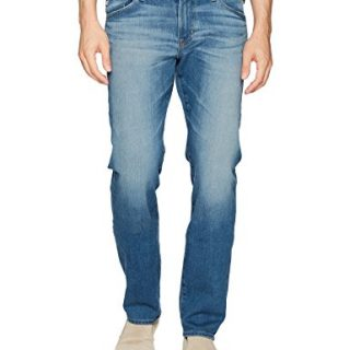 AG Adriano Goldschmied Men's Graduate Tailored Leg 360 Denim Pant, Audition, 33