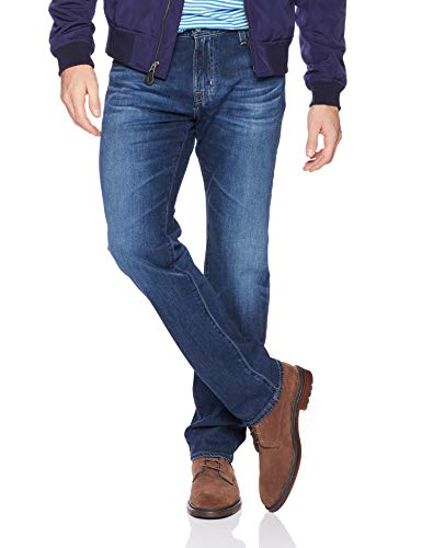 AG Adriano Goldschmied Men's The Graduate Tailored Leg DAS Denim, Years Stopover, 32