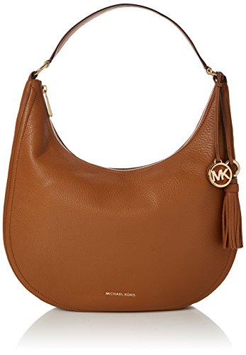 Michael Kors Women's Lydia Shoulder Bag, Brown