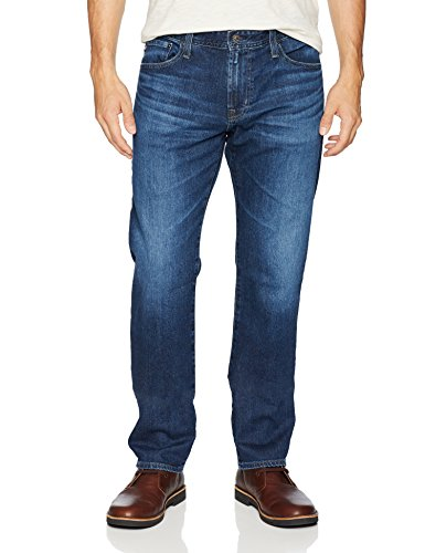 AG Adriano Goldschmied Men's Graduate Tailored Leg DAS Denim Pant, Lakeview, 32 34