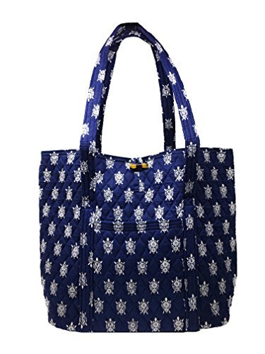 Vera Bradley Vera Tote Sea Turtles