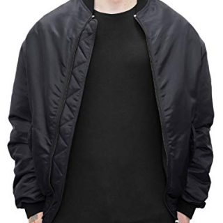 Balenciaga Sinners Bomber Flight Jacket (FR44)