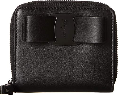 Salvatore Ferragamo Women's Vara Rainbow Zip French Wallet