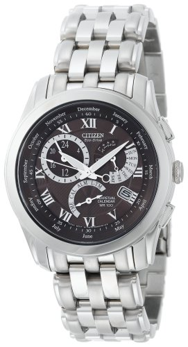 Citizen Men's Eco-Drive Calibre Stainless Steel Sport Watch