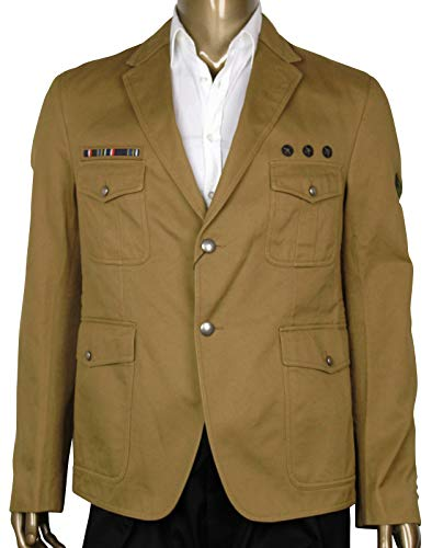 Gucci Light Brown Cotton Jacket
