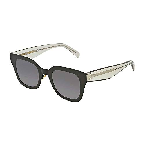 Celine Sunglasses Black/IR gray blue lens