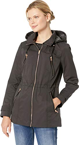 Marc New York by Andrew Marc Women's Raincoat Anorak