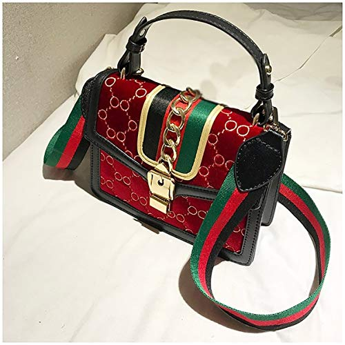 Luxury Handbag Women Bag Designer Women's Bag Rivet Chain
