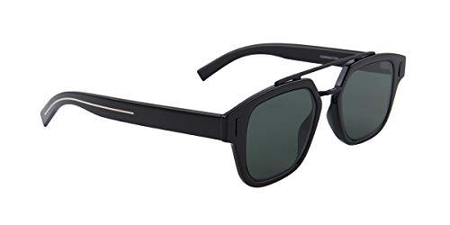 Dior Homme Fraction1 Black/Gray Lens Sunglasses