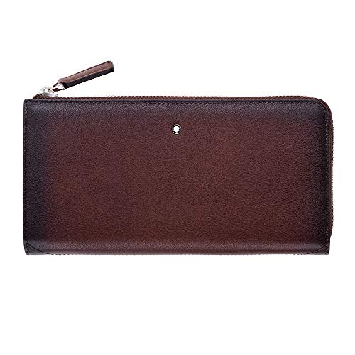 Montblanc Meisterstück Sfumato Wallet 12cc Zip Around