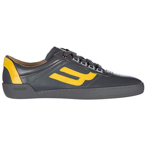 BALLY Men Etrox Sneakers Grigio 7 US