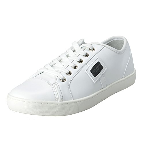 Dolce & Gabbana Men's White Sneakers Shoes