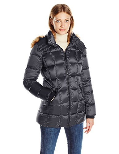 Marc New York by Andrew Marc Women's Maddy Quilted Puffer Jacket