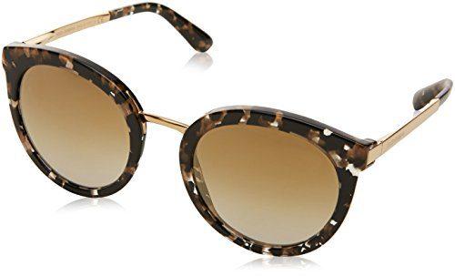 Dolce & Gabbana Women Multicolor/Gold Sunglasses 52mm
