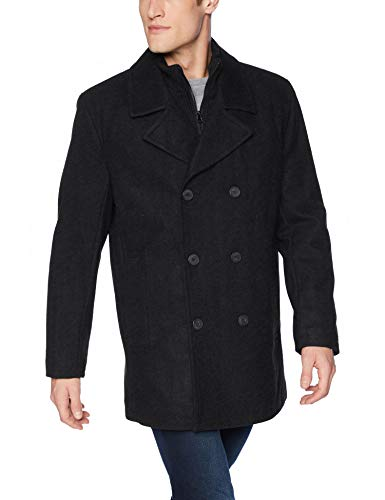 Marc New York by Andrew Marc Men's Burnett, Charcoal, XLarge