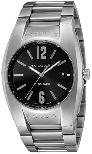 Bvlgari Ergon Stainless Steel Mens Watch