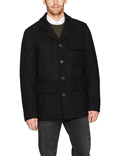 Marc New York by Andrew Marc Men's Lyons Superior Wool Bakers Jacket