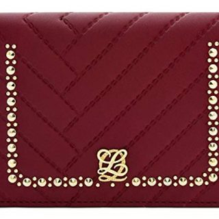 LOUIS QUATORZE Women's Quilted Bifold Leather Wallet