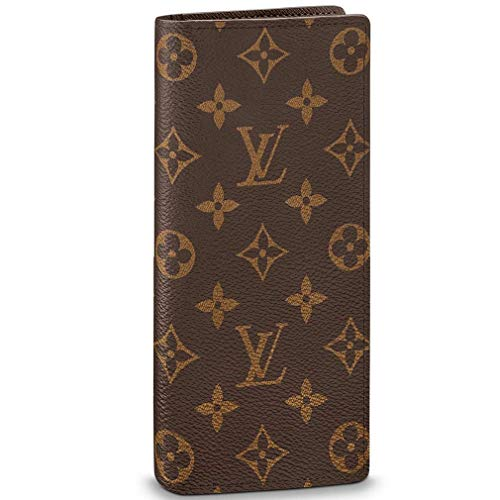 Louis Vuitton Monogram Canvas Brazza Wallet Article