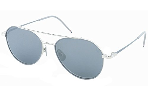 Thom Browne TB 105 Sunglasses 55 mm Silver