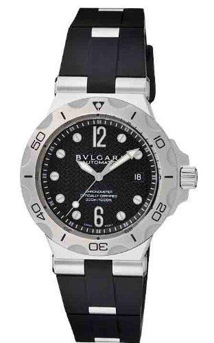 Bvlgari Diagono Professional Acqua Mens Watch