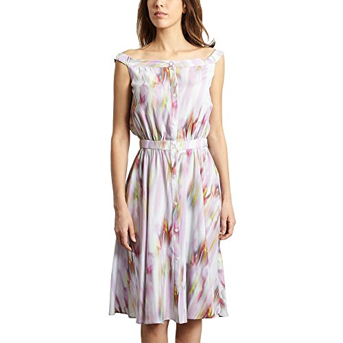 Silk Dress Summer Collection Women Pale Pink