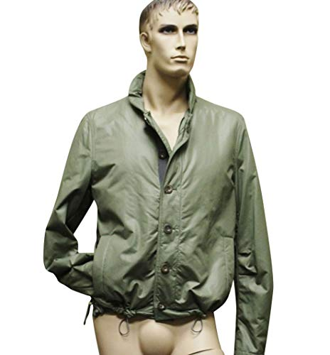 Gucci Men's Green Jacket with Padding(G 60 / US 50)