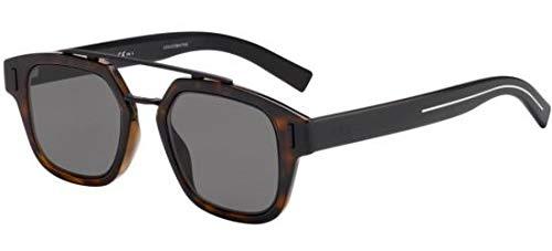 Dior Homme Fraction1 Havana/Gray Lens Sunglasses