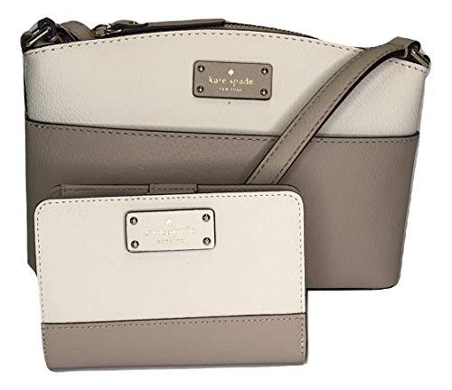 Kate Spade Grove Street Millie Crossbody Handbag bundled
