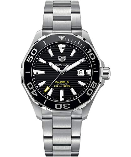 Tag Heuer Aquaracer Calibre 5 Automatic Watch 43mm