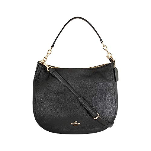COACH Women's Polished Pebbled Leather Chelsea