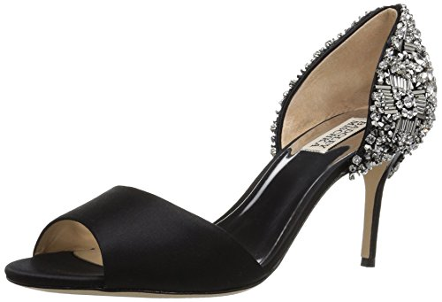 Badgley Mischka Women's Sandie Pump, Black