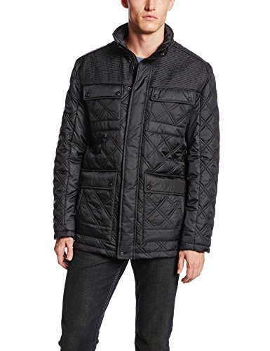 Marc New York by Andrew Marc Men's Patton Four Pocket Quilted Jacket