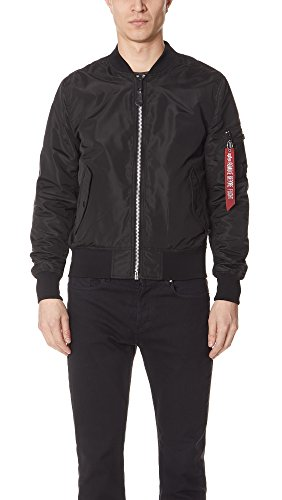 Alpha Industries Men's L-2b Dragonfly Blood Chit, Black, X-Large