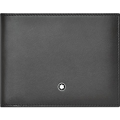 Montblanc Credit Card Case, grey (grey)