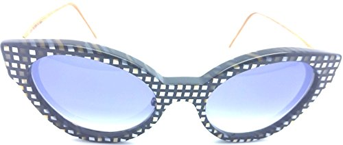 Cutler and Gross Multicoloured cateye Sunglasses