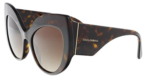Dolce & Gabbana sunglasses Dark Havana - Brown Gradient lenses