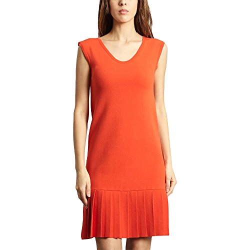 Cacharel Knitted Dress Summer Collection Women Orange
