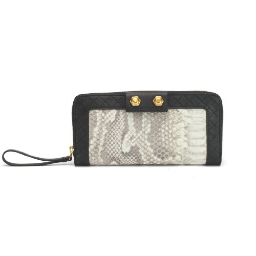 Marc by Marc Jacobs Women's Lady Moto Slim Zip Wallet