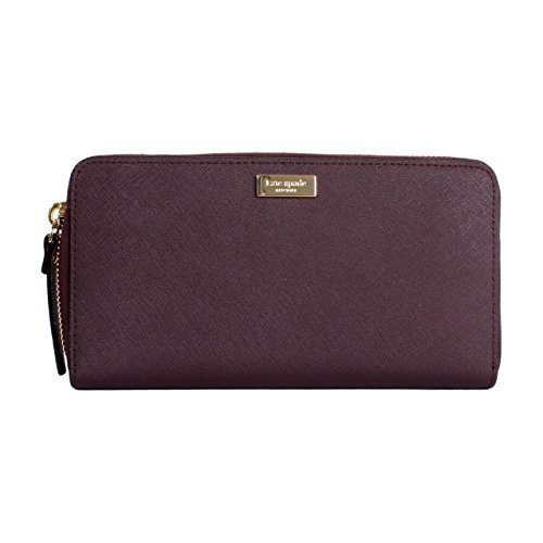 Kate Spade New York Womens Laurel Way Neda Leather Wallet