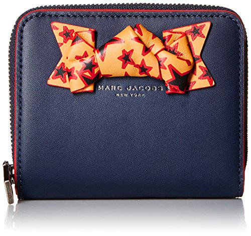 Marc Jacobs Women's Bow Lil Zip Around Wallet