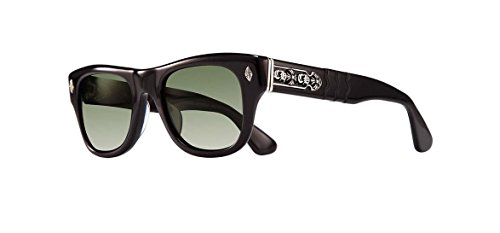Chrome Hearts - Instagasm - Sunglasses (Black, Dark Green G15)