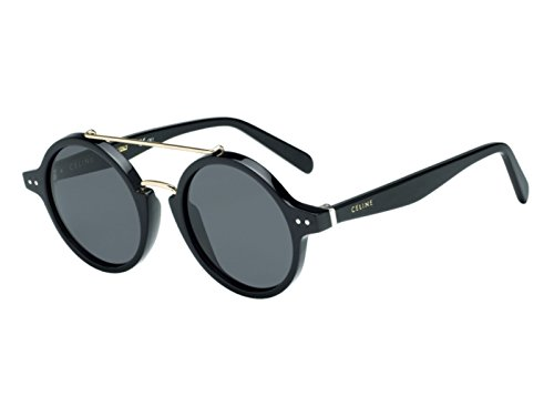 Celine Black (IR gray blue lens) 47mm
