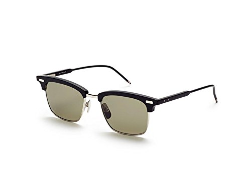 Sunglasses THOM BROWNE Matte BlackSilver