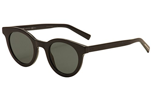 Christian Dior Homme Men's Black Tie Black Sunglasses 47mm