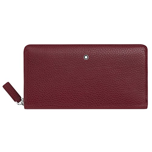 Montblanc Meisterstück Soft Grain Long Wallet 8cc with Zip