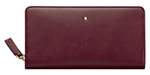 Montblanc Coin Purse, Burgundy red (red)