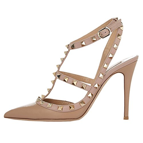 June in Love Womens High Heels Strappy Sandals